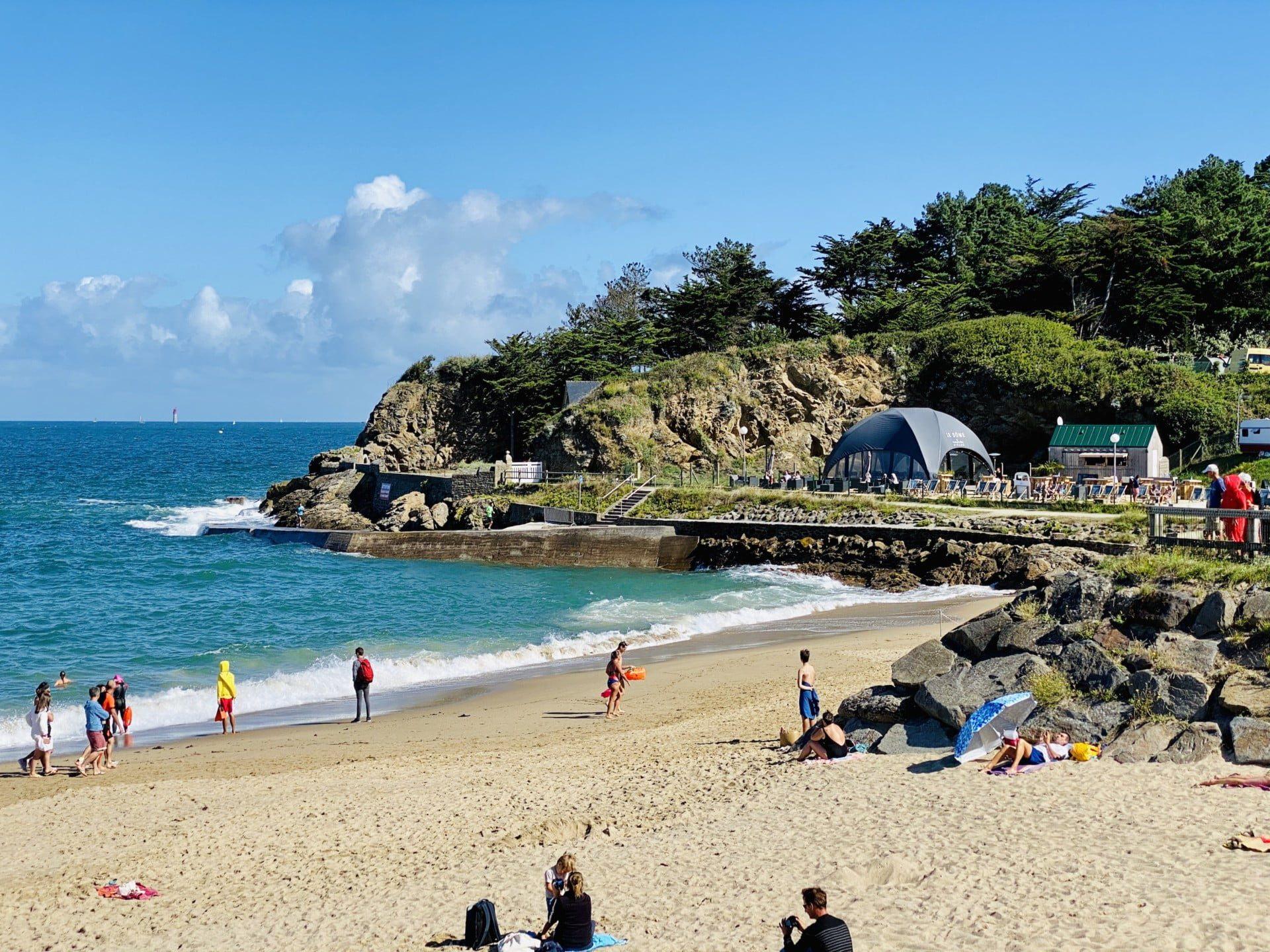 camping port blanc dinard vue mer plage vacances 2
